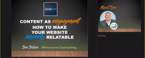 Content as Engagement