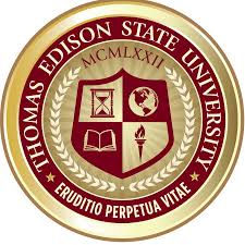 Thomas Edison State University Seal