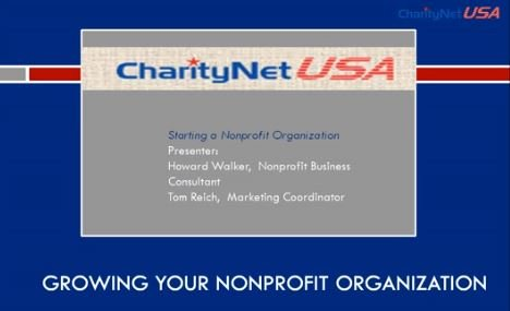 Growing A Nonprofit On A Budget