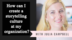 create a storytelling culture at my organization