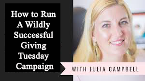 Run A Wildly Successful Giving Tuesday Campaign