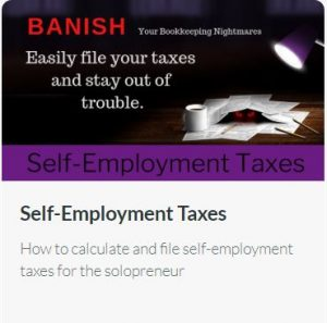 How to calculate and file self-employment taxes