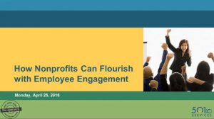 How Nonprofits Can Flourish with Employee Engagement