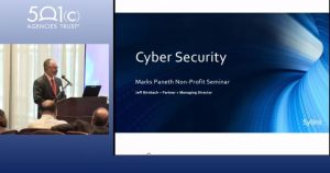 Cybersecurity: Prevention, Response & Compliance