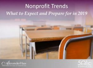 Nonprofit Funding Trends for 2019