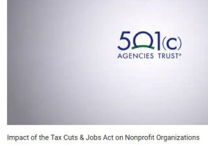 Impact of the Tax Cut & Jobs Act on Nonprofits