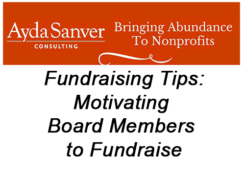 Motivating Board Members to Fundraise - Nonprofit Courses %