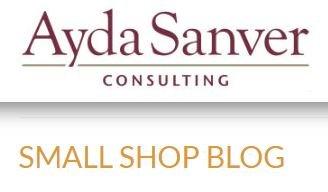 Ayda Sanver Small Shop Blog
