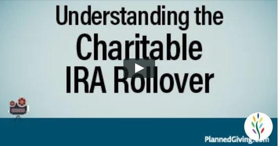 understanding the charitable gift rollover