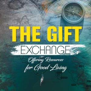 The Gift Exchange Podcast with Sheila Azad